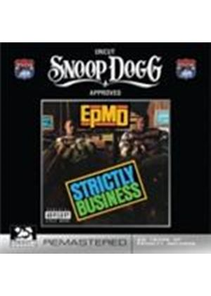 EPMD - Strictly Business (Music CD)