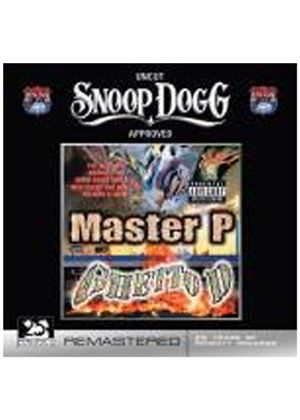 Master P - Ghetto D (Parental Advisory) [PA] (Music CD)