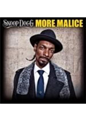Snoop Dogg - More Malice (CD & DVD) (Music CD)