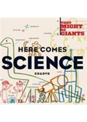 They Might Be Giants - Here Comes Science (CD & DVD) (Music CD)