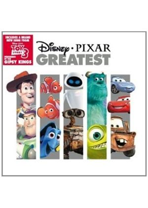 Various Artists - Disney Pixar Greatest (Music CD)