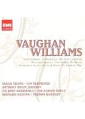 Vaughan Williams: (The) Lark Ascending; Tallis Fantasia (Music CD)