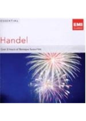 Essential Handel (Music CD)
