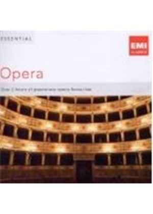 Essential Opera (Music CD)
