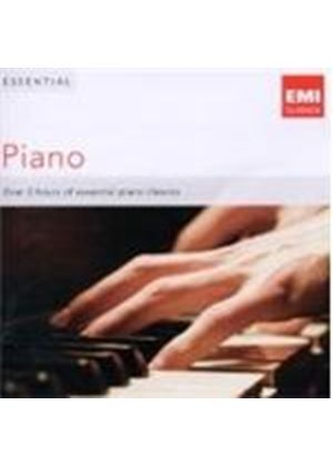 Essential Piano (Music CD)