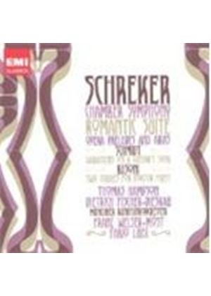 Schreker: Chamber Symphony; Hussar Variations (Music CD)