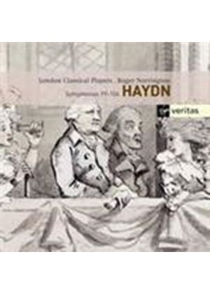 Haydn: Symphonies Nos 99-104 (Music CD)