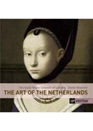David Munrow - (The) Art of the Netherlands (Music CD)