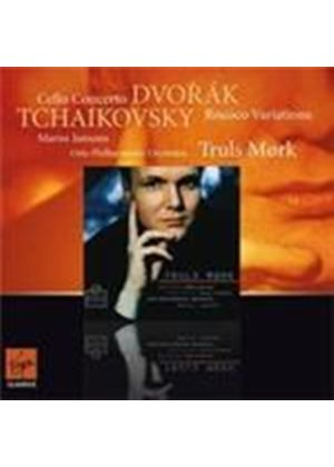 Dvorak: Cello Concerto; Tchaikovsky: Rococo Variations (Music CD)