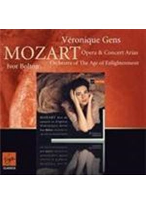 Mozart: Opera Arias (Music CD)