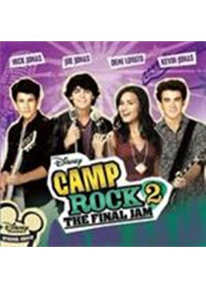 Various Artists - Camp Rock 2: The Final Jam (Music CD)