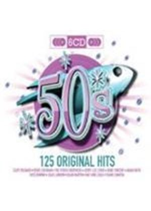Various Artists - Original Hits - 50s (Music CD)