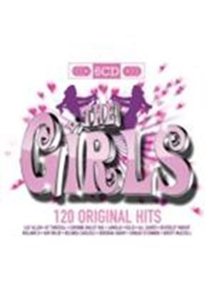 Various Artists - Original Hits - The Girls (Music CD)
