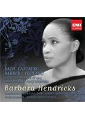 Barbara Hendricks - Cantatas (Music CD)