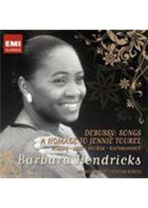 Barbara Hendricks - Debussy Melodies and J. Tourel Tribute (Music CD)