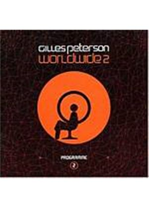 Various Artists - Gilles Peterson Presents Worldwide Volume 2 (Music CD)