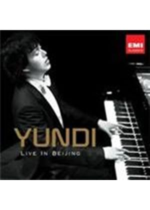 Yundi - Live in Beijing (Music CD)