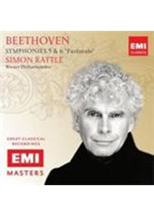 Beethoven: Symphonies Nos 5 & 6 (Music CD)
