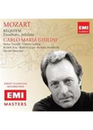 Mozart: Requiem (Music CD)