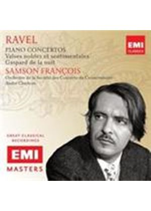 Ravel: Piano Concertos (Music CD)