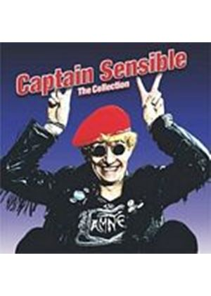 Captain Sensible - The Collection (Music CD)
