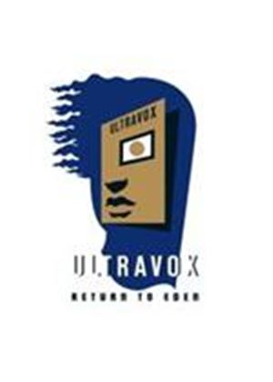 Ultravox - Return To Eden (Live At The Roundhouse) (Music CD)