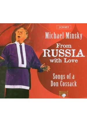 From Russia with Love: Songs of a Don Cossack