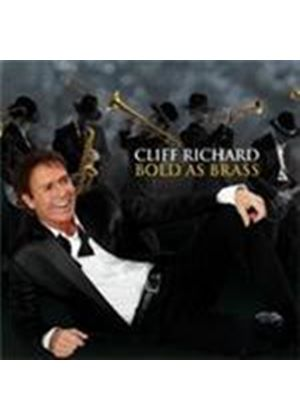 Cliff Richard - Bold As Brass (Music CD)