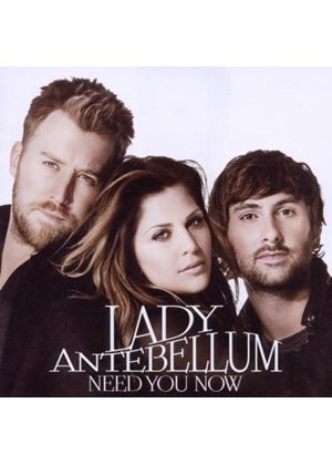 Lady Antebellum - Need You Now (Music CD)