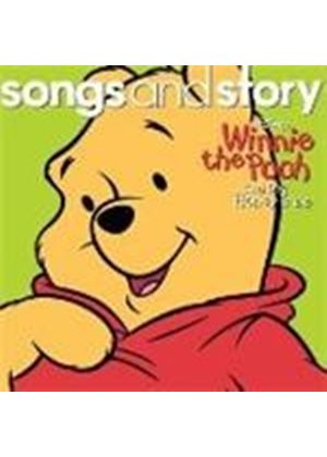 Various Artists - Winnie The Pooh And The Honey Tree (Songs And Story) (Music CD)