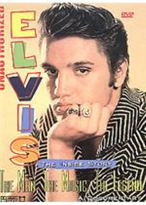 Elvis Presley - The Man  The Music  The Legend