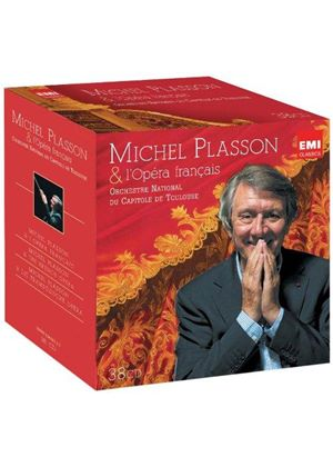 Michel Plasson & l'Opéra Français (Music CD)