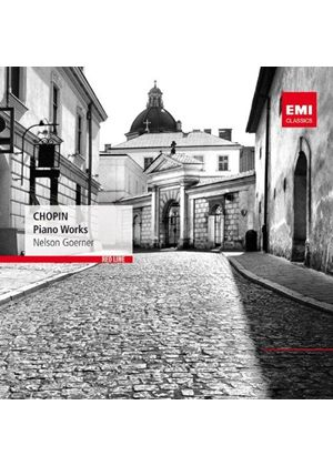 Chopin: Piano Works (Music CD)