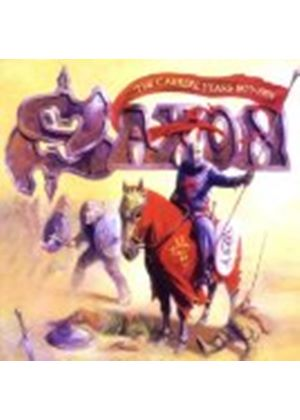 Saxon - The Carrere Years (1979-1984) (Box Set) (Music CD)