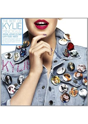 Kylie Minogue - The Best Of Kylie Minogue (Deluxe Edition) (Music CD)