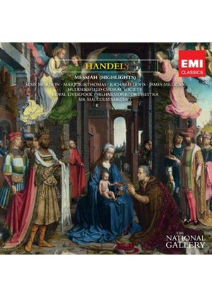 Handel: Messiah [Highlights] (Music CD)