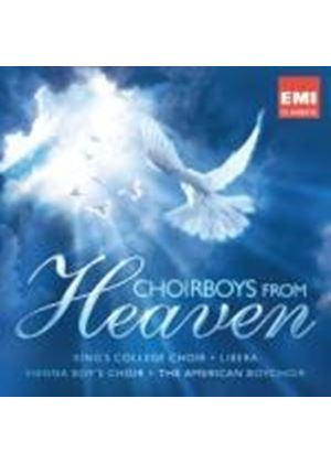 Various Artists - Choirboys from Heaven (Music CD)