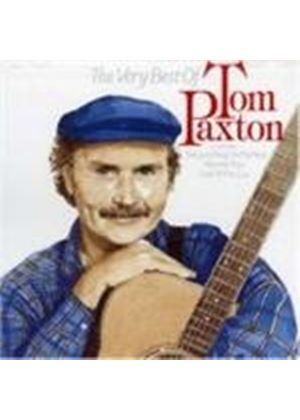 Tom Paxton - Very Best Of (Music CD)