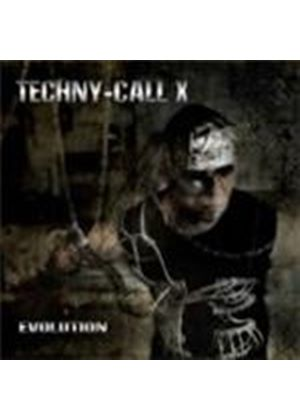 Techny Call X - Evolution (Music CD)