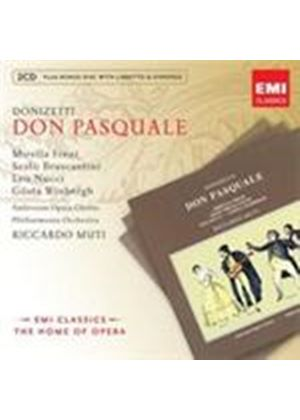 Donizetti: Don Pasquale (Music CD)