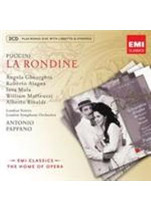 Puccini: (La) Rondine (Music CD)
