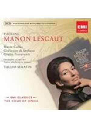 Puccini: Manon Lescaut (Music CD)