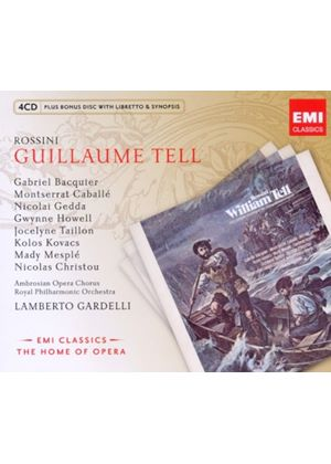 Rossini: Guillaume Tell (Music CD)