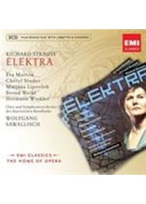 Strauss: Elektra (Music CD)