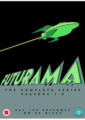 Futurama DVD Box Set