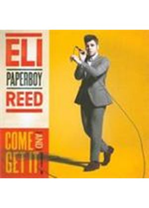 Eli 'Paperboy' Reed - Come And Get It (Music CD)