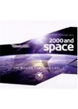 Various Artists - 2000 And Space (The Mission Continues Vol.1) (Music CD)
