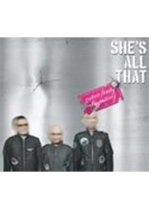 She's All That - Extra Fruity Disgusting (Music CD)