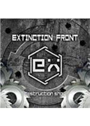 Extinction Front - Destruction Show (Music CD)