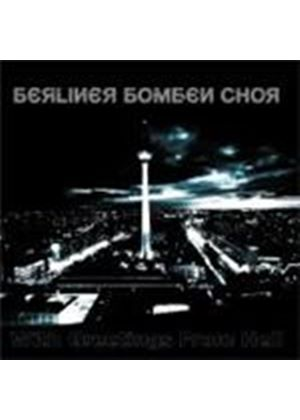 Berliner Bomben Chor - With Greetings From Hell (Music CD)
